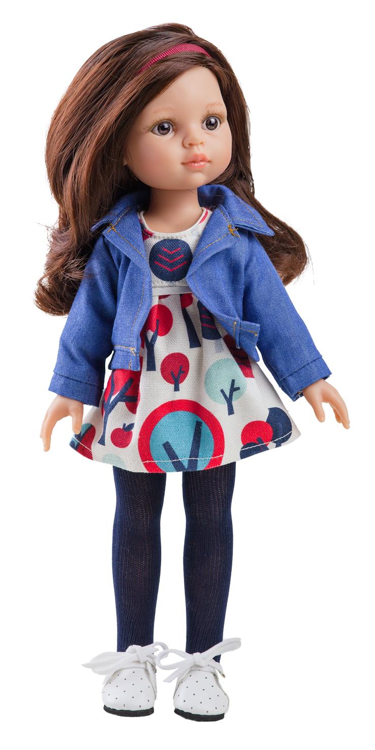 Lėlė PAOLA REINA Carol vaikams nuo 3 metų (04412)