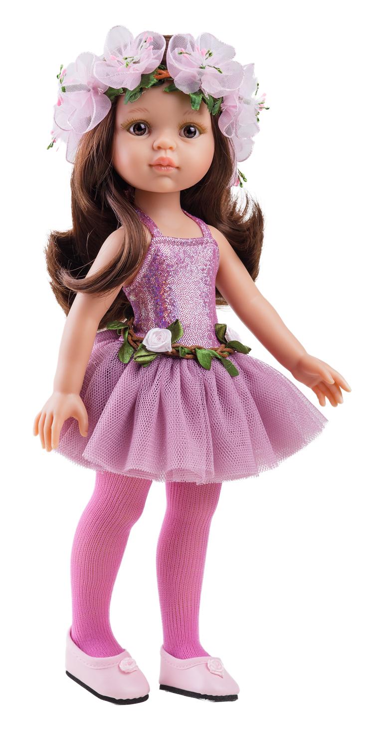 Lėlė PAOLA REINA Carol balerina vaikams nuo 3 metų (04446)