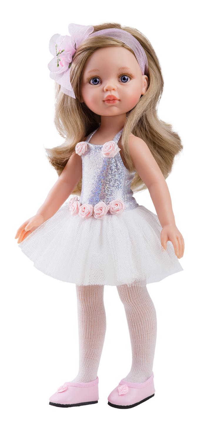 Lėlė PAOLA REINA Carla balerina vaikams nuo 3 metų (04447)