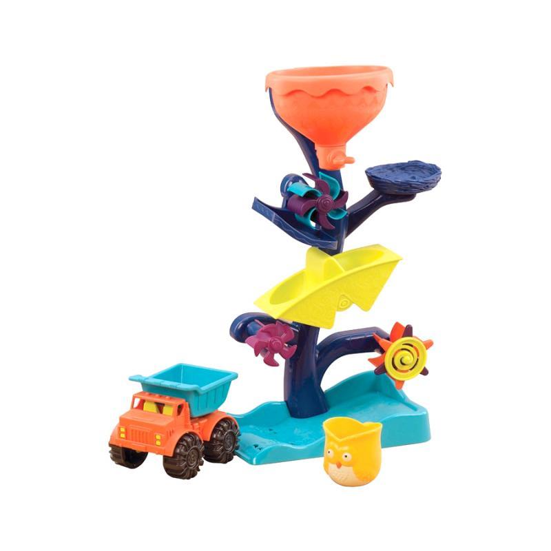 Smėlio žaislų rinkinys B-TOYS vaikams nuo 1.5 metų (BX1310)
