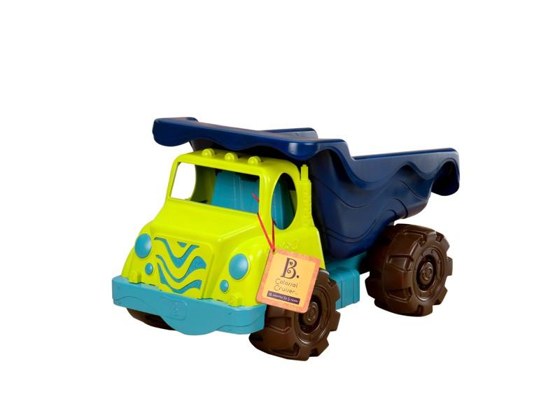Smėlio sunkvežimis B-TOYS vaikams nuo 1.5 metų (BX1429)