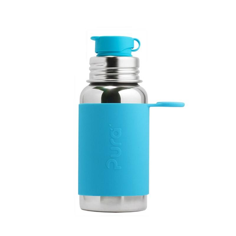 Mėlyna sportinė gertuvė PURA KIKI, 550 ml
