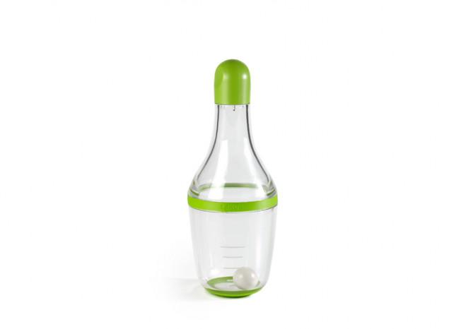 Buteliukas PADAŽUI pasigaminti, LEKUE, žalios spalvos, 1 vnt.