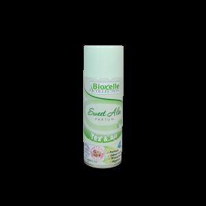 Hipoalerginis gaminių ir oro gaiviklis, Saldžiojo alijošiaus kvapo Bioxelle, 400 ml