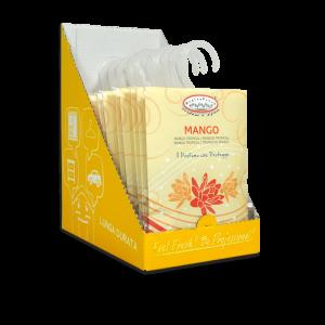 Aromatizuotas pakelis, Mango kvapo HygienFresh, 13 gr.
