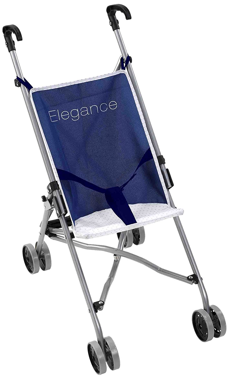 Lėlių vežimėlis ARIAS vaikams nuo 3 metų (40210)