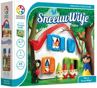 Loginis žaidimas SMART GAMES Snow White Deluxe vaikams nuo 4 metų (SG 024)