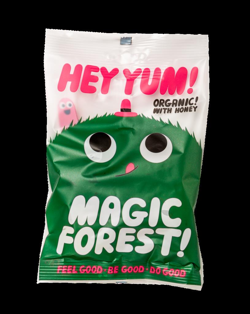 HEY YUM! Guminukai Magic Forest, 100 g