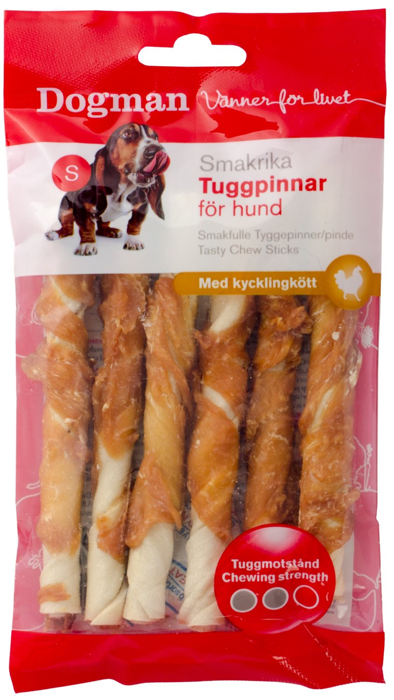 DOGMAN kramtalas šunims (lazdelės) Chew Sticks su vištiena