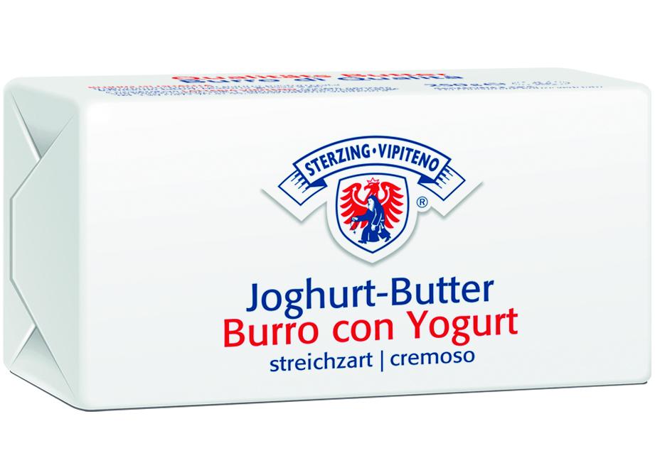 Sviestas su jogurtu 70% STERZING VIPITENO, 250g
