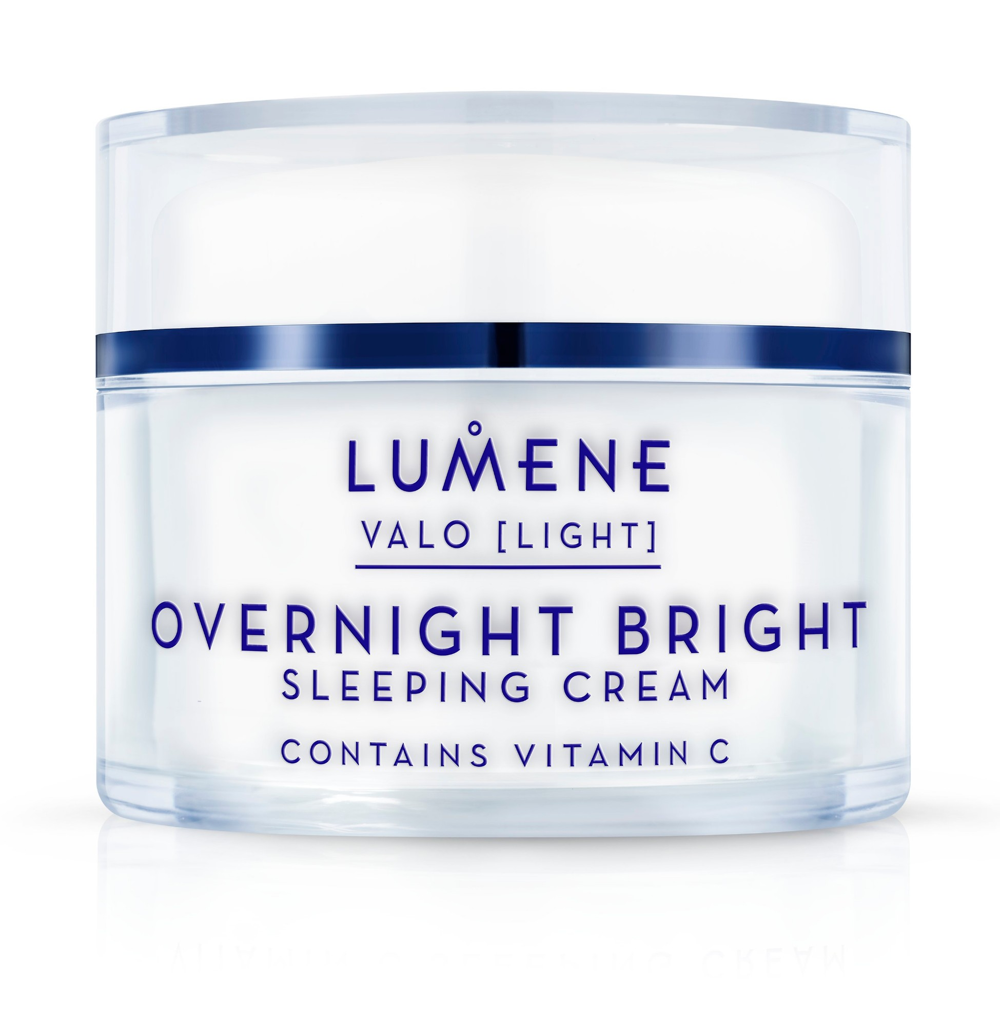 Naktinis kremas LUMENE VALO Bright Vitamin C, 50 ml
