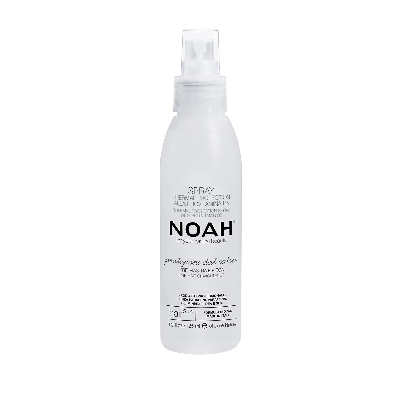 Nuo karščio apsaugantis purškiklis NOAH, 125 ml