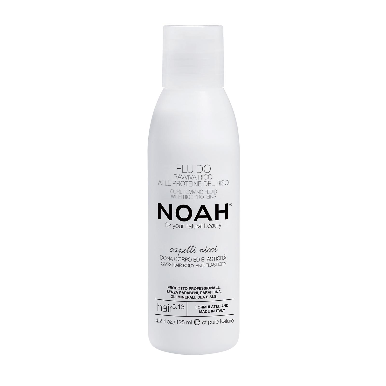 Garbanų fluidas NOAH su ryžių proteinu, 125 ml