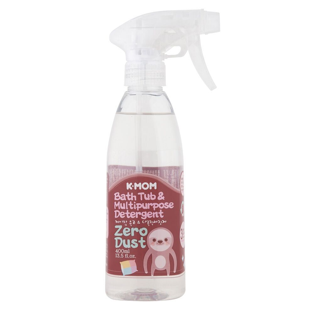 Daugiafunkcinis ploviklis K-MOM Zero Dust, 400ml.