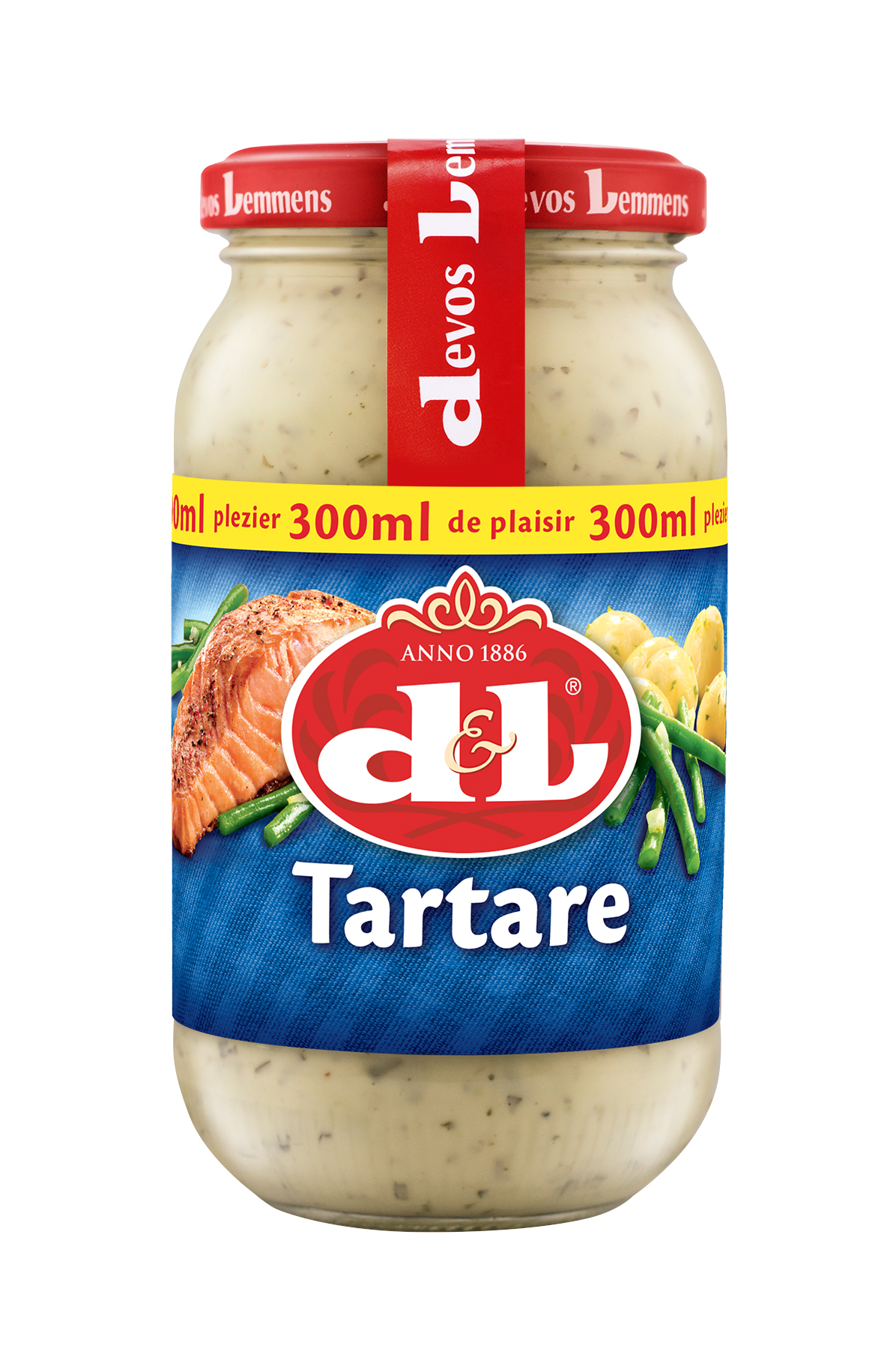 "Padažas ""Tartar"", D&L, 300ml"