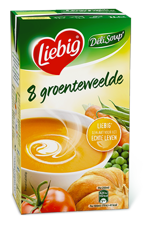 8 daržovių sriuba, LIEBIG, 1L