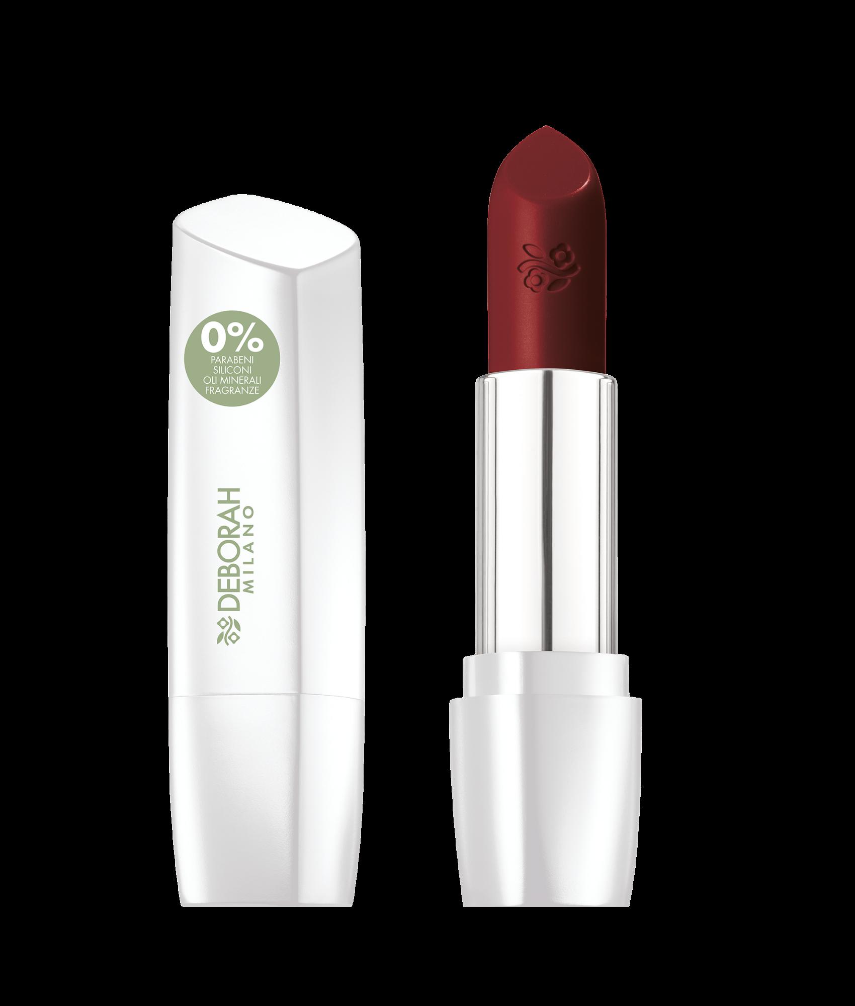 Lūpų dažai DEBORAH FORMULA PURA 12 DARK RED, 4,4 g