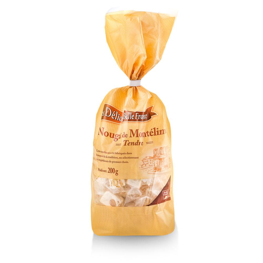 Nugos saldainiai LES DELICES DE BELLE, 200g