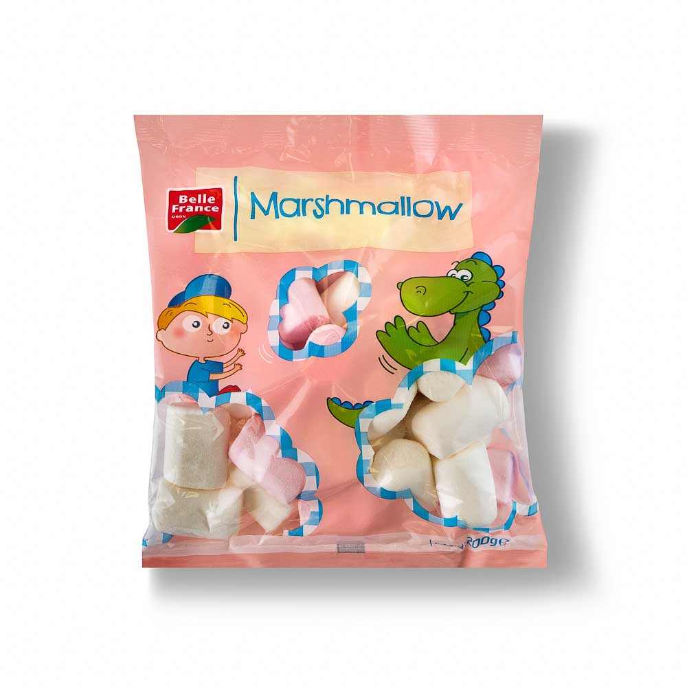Zefyrai BELLE FRANCE Marshmallow, 200 g