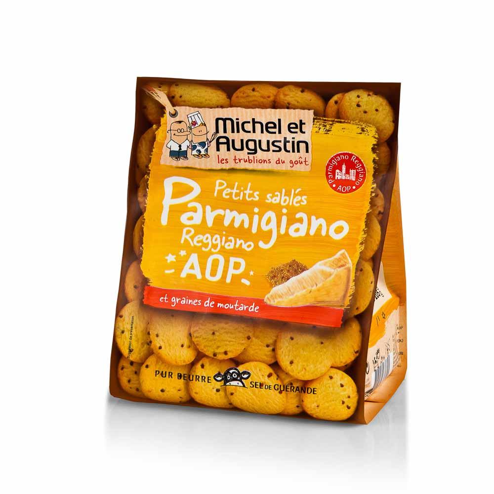 Sviestainiai su PARMIGIANO – REGGIANO sūriu 100g