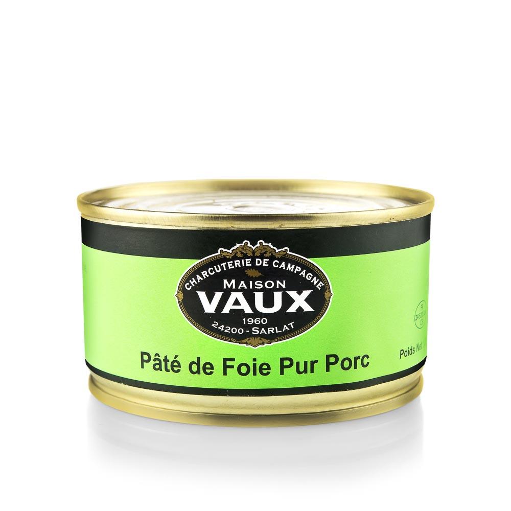 Kiaulienos kepenų paštetas MAISON VAUX, 200 g