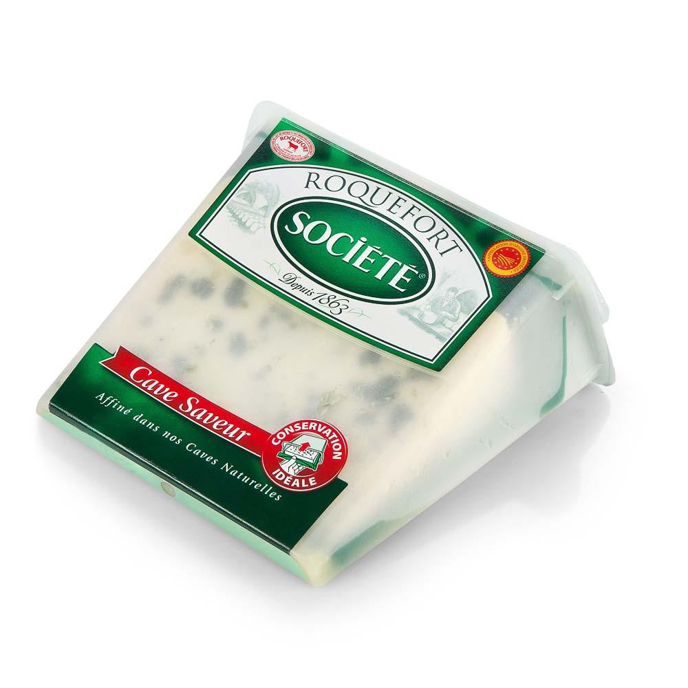 Mėlynojo pelėsio sūris ROQUEFORT, SKVN, 150g