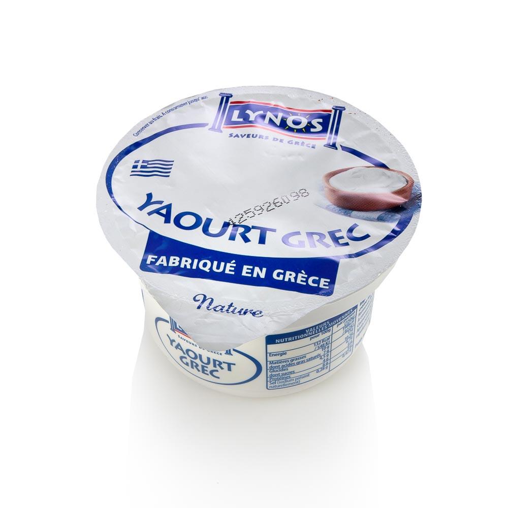 Natūralus graikiškas jogurtas LYNOS, 150 g