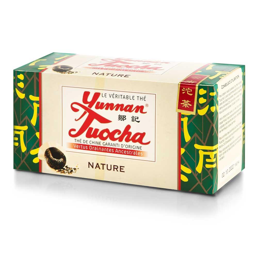 Kiniška arbata YUNNAN TUOCHA 50g