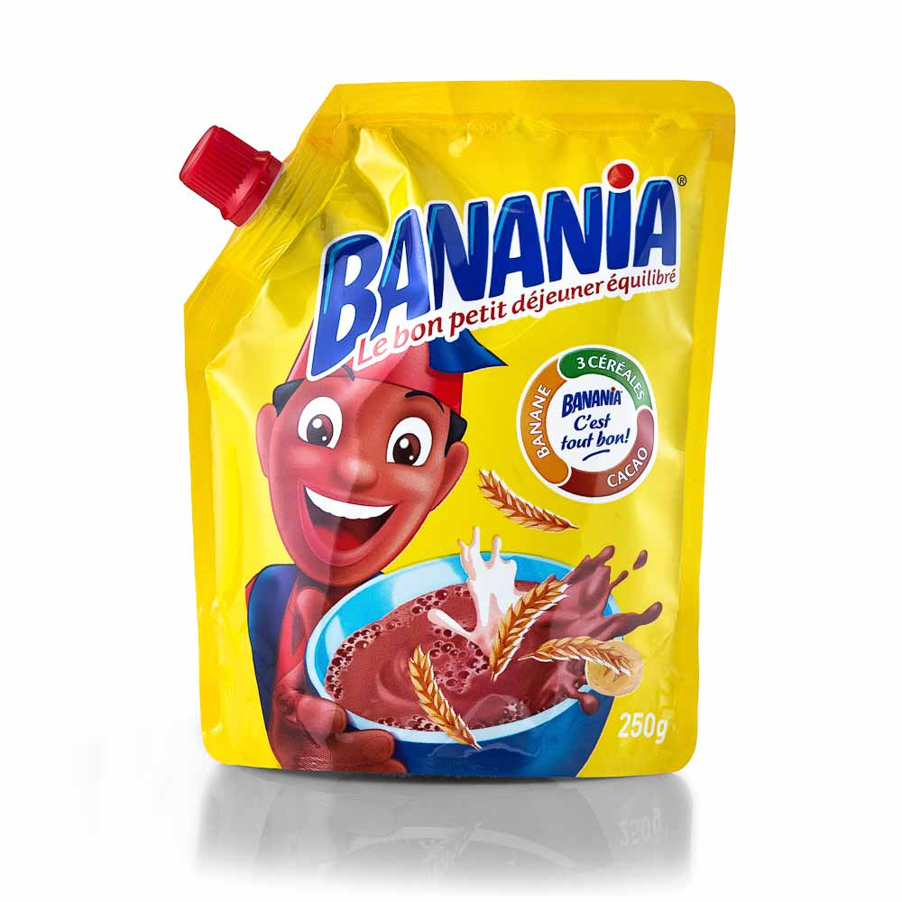 Kakavos gėrimas BANANIA  250g