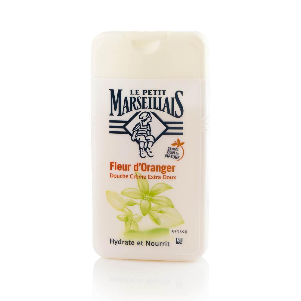 Želė dušui LE PETIT MARSEILLAIS apelsinų žiedų kvapo, 250 ml
