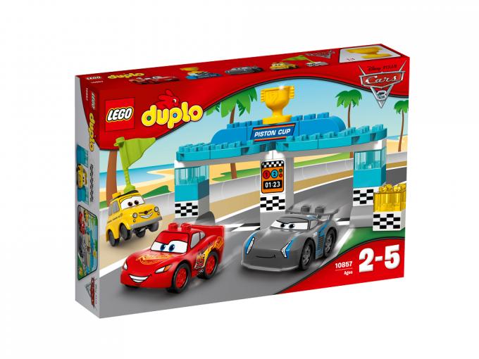 Didžiojo veleno lenktynės LEGO DUPLO 2 – 5 metų vaikams (10857)