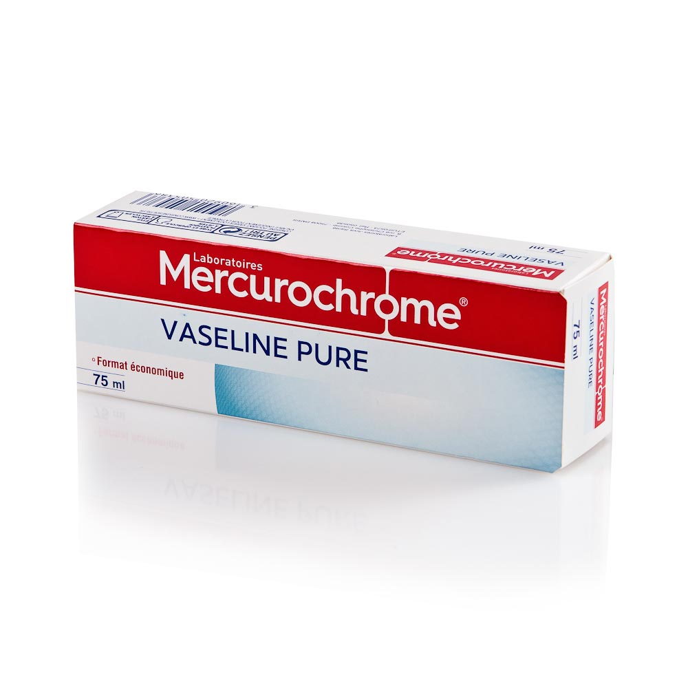 Daugiafunkcinis kremas-vazelinas MERCUROCHROME, 75ml