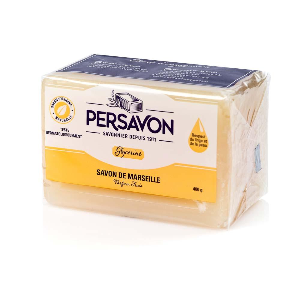 Marselio muilas skalbimui PERSAVON su glicerinu, 400 g
