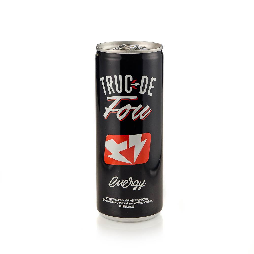 Energetinis gėrimas TRUC DE FOU 250ml