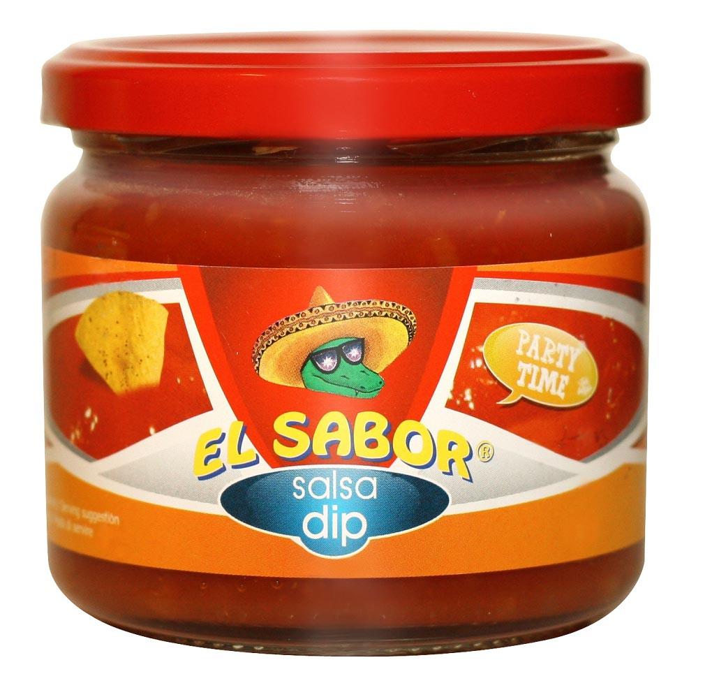 Salsa padažas El Sabor 300g