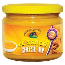 Chederio sūrio padažas El Sabor 300g