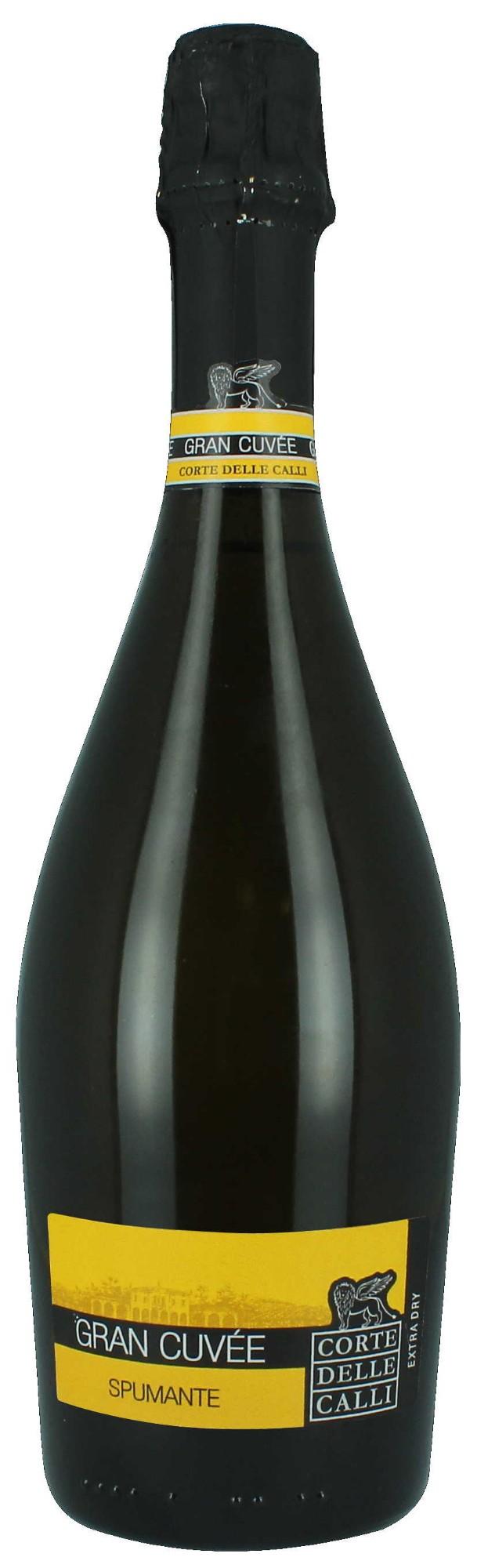 Baltasis putojantis pusiau sausas vynas Corte Delle Calli Bianco Gran Cuvée pagamintas Veneto regione, Italijoje
