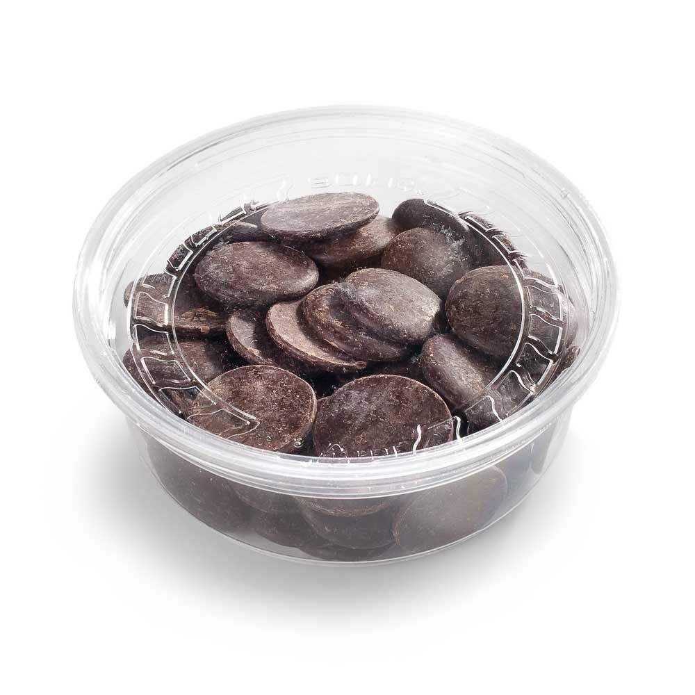Juodas šokoladas 80% NOIR