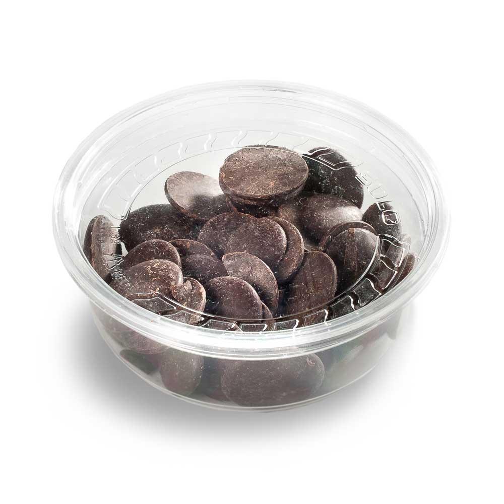 Juodas šokoladas 73% NOIR
