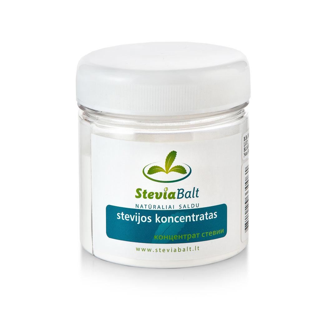 Steviolio glikozido pagrindu sudarytas  saldiklis, milteliai, 50g