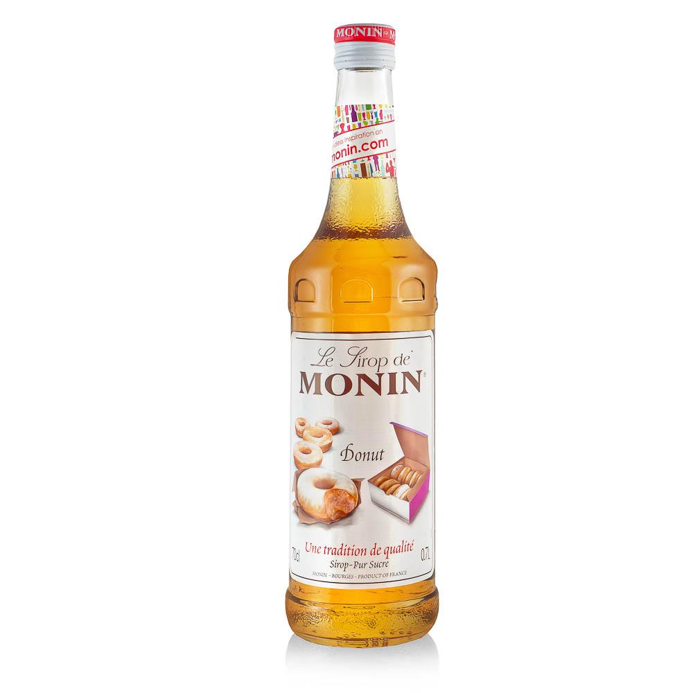 Spurgų skonio sirupas MONIN, 700 ml