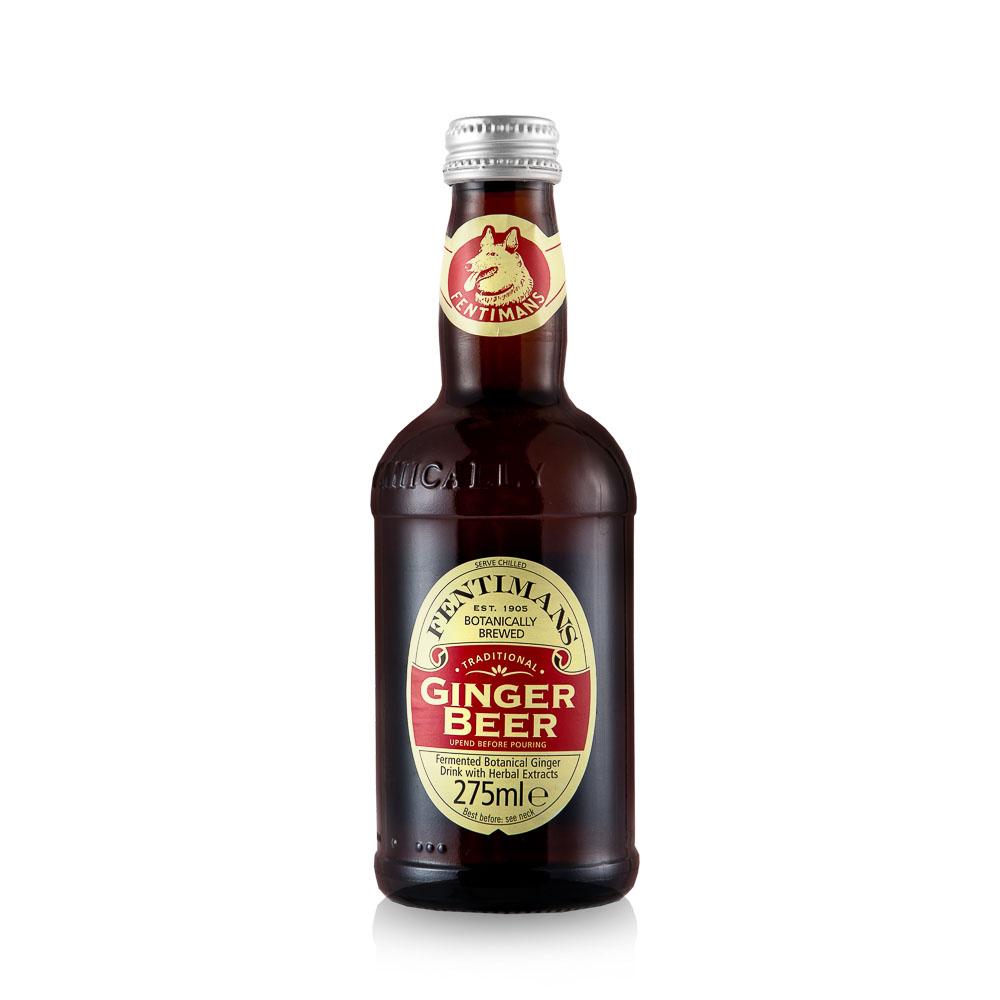 IMBIERINIS NEALKOHOLINIS ALUS Fentimans Ginger Beer, 0,275ml