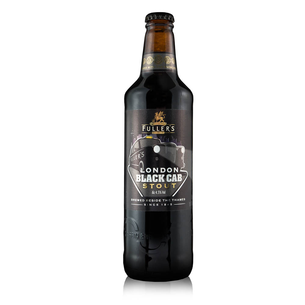 BLACK CAB Stout alus 4,5%, 0,5l