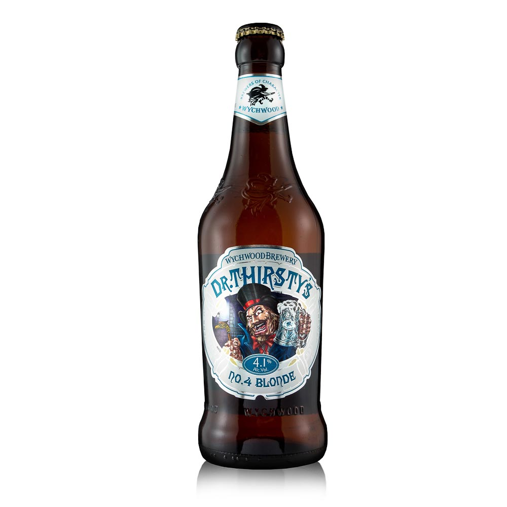 DR THIRSTY No.4 alus, 4,1%, 0,5l