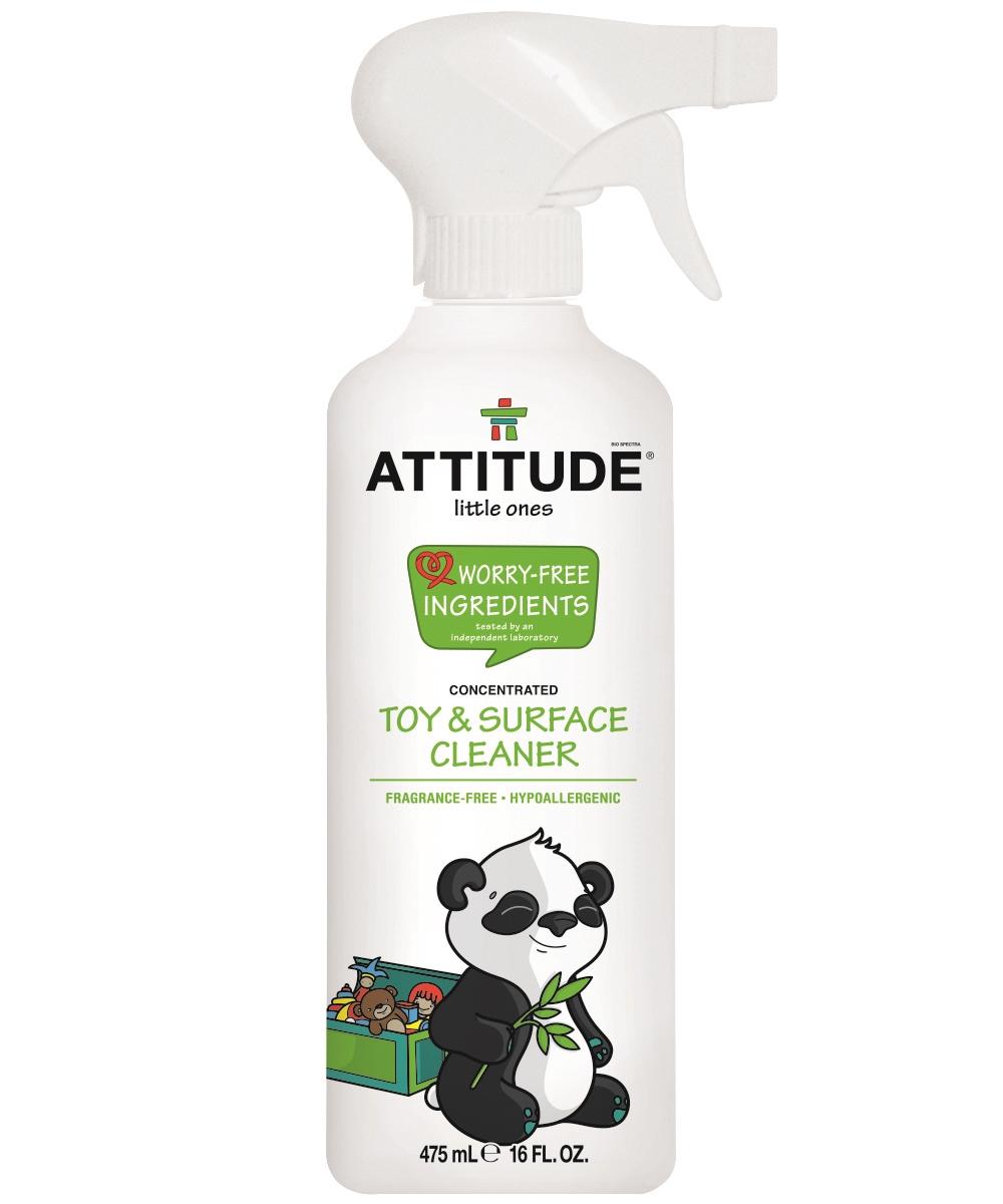 Ekologiškas žaislų ir paviršių valiklis ATTITUDE, 475 ml