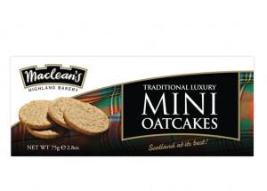 Avižiniai sausainiai MACLEANS, 75g