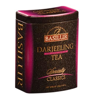 BASILUR DARJEELING gryna indiška dardžilingo arbata,100g