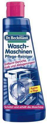 Dr. Beckmann Wasch-Maschinen Pflege Reiniger skalbimo mašinos priežiūros priemonė, 250 ml