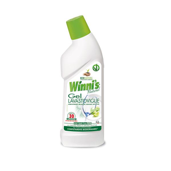 Indaplovių indų plovimo gelis WINNI'S, 750 ml