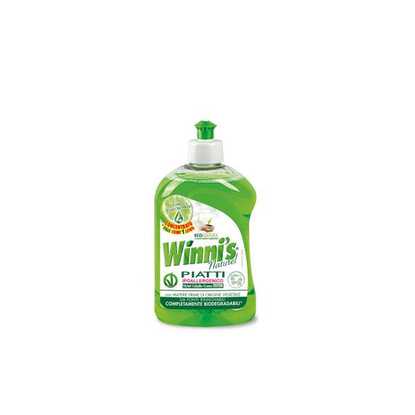 Koncentruotas indų ploviklis su žaliųjų citrinų aromatu WINNI'S, 500ml
